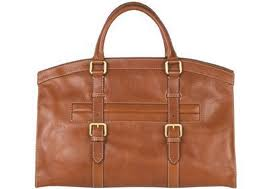 Furla leather briefcase for men